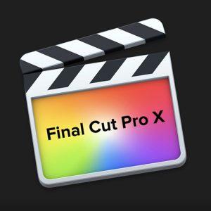Final Cut Pro X 10.4.8 Crack