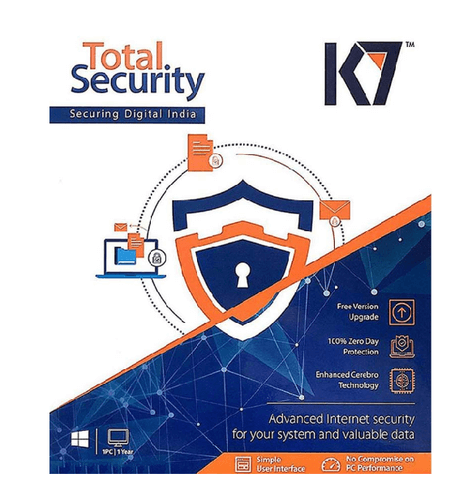 K7 Total Security Crack 16.0.0192 With Serial Key 2020 Torrent